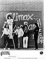 Climax Blues Band Promo Print