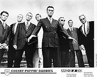Cherry Poppin' Daddies Promo Print
