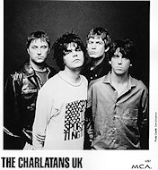 The Charlatans UKPromo Print