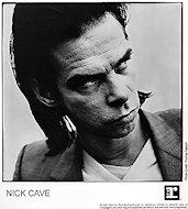 Nick CavePromo Print