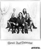 Crash Test Dummies Promo Print