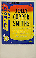 Jolly Copper Smiths Poster