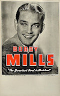 Bobby MillsPoster