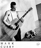 Mark CurryPromo Print