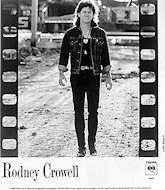 Rodney CrowellPromo Print