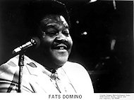 Fats DominoPromo Print