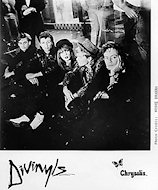 The Divinyls Promo Print