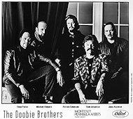 The Doobie Brothers Promo Print