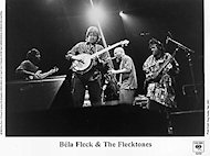 Bela Fleck &amp; The FlecktonesPromo Print