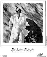Rachelle Ferrell Promo Print