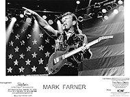 Mark FarnerPromo Print