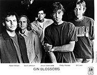 Gin BlossomsPromo Print