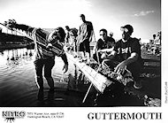 Guttermouth Promo Print