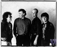 Bruce Hornsby and the Range Vintage Print