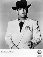 Elton JohnPromo Print