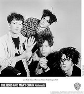 The Jesus & Mary Chain Promo Print