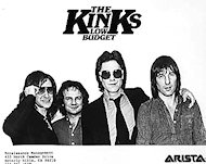 The Kinks Promo Print
