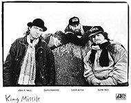 King MissilePromo Print