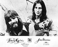 Loggins and Messina Promo Print