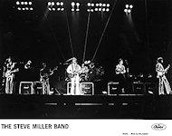 Steve Miller Band Promo Print