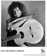 Pat Metheny Promo Print