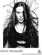 Alanis Morissette Promo Print