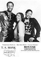 T.S. Monk Promo Print