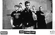 New Found Glory Promo Print