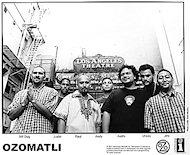 Ozomatli Promo Print