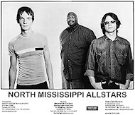 North Mississippi Allstars Promo Print