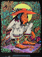 Mescalito (Huichol Indian) Poster