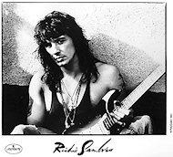 Richie SamboraPromo Print