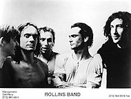 Rollins BandPromo Print