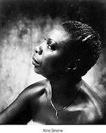 Nina Simone Promo Print