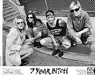 7 Year Bitch Promo Print