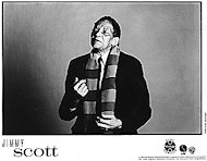 Jimmy Scott Promo Print
