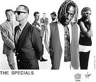 The Specials Promo Print