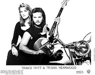 Travis TrittPromo Print