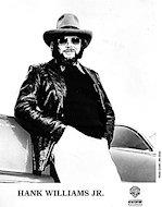Hank Williams Jr.Promo Print