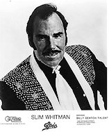Slim WhitmanPromo Print