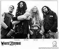 White ZombiePromo Print