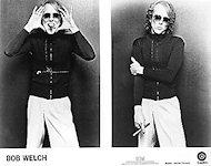 Bob WelchPromo Print