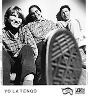 Yo La TengoPromo Print