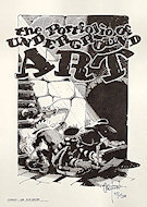 The Portfolio of Underground Art Poster