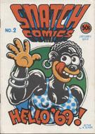 Snatch Comics No. 2 Program