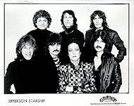 Jefferson StarshipPromo Print
