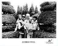 Jethro TullPromo Print