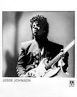 Jesse JohnsonPromo Print