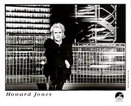 Howard JonesPromo Print