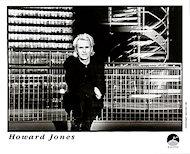 Howard JonesPromo Print